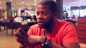 Ghana's Fred Deegbe