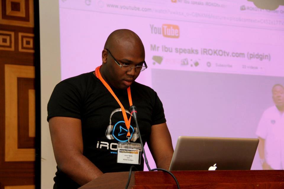 Jason Njoku of iRoko