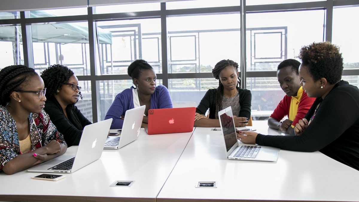 iHub in Kenya
