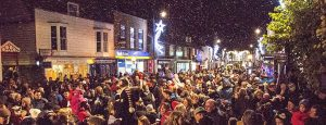 Whitstable Christmas Lights by Whtstable Chamber of Commerce