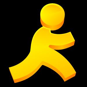 AIM Stick Logo