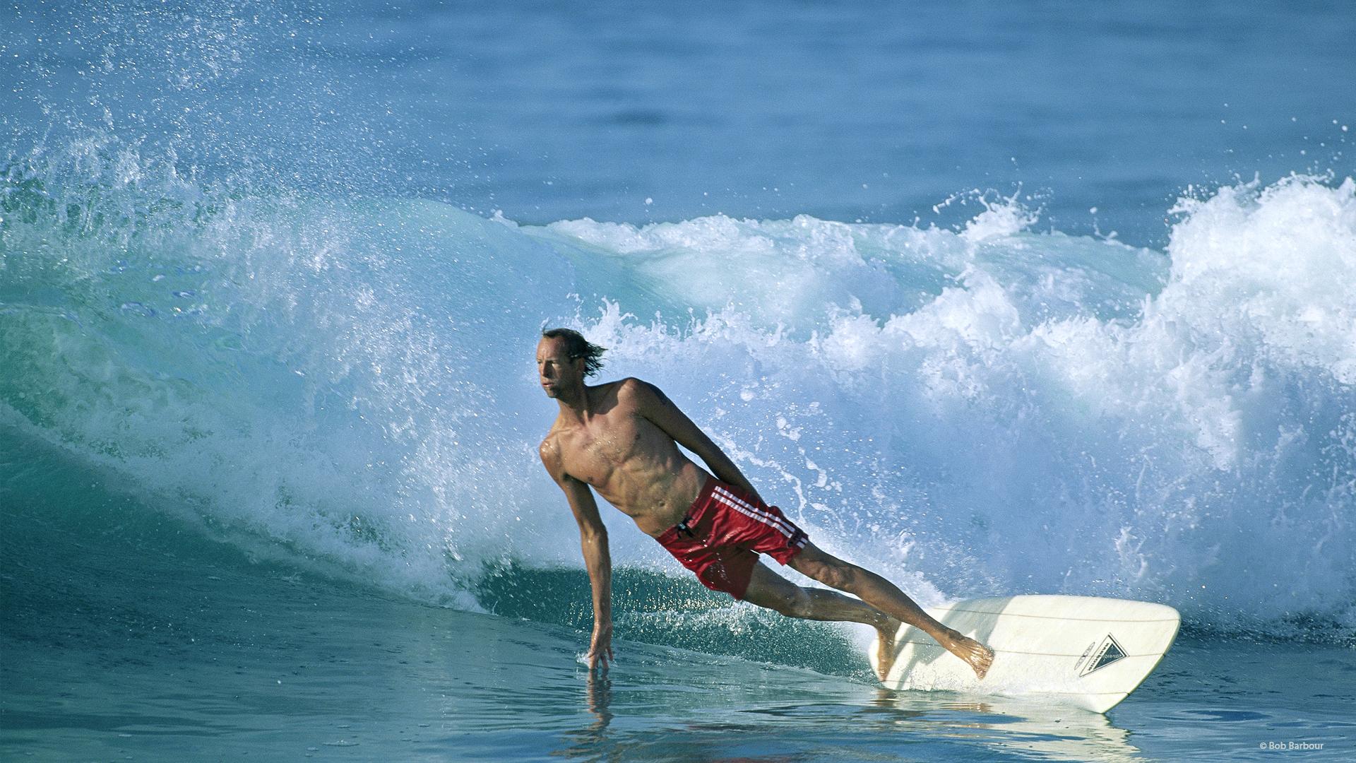 Terry Simms - Legendary Surfer