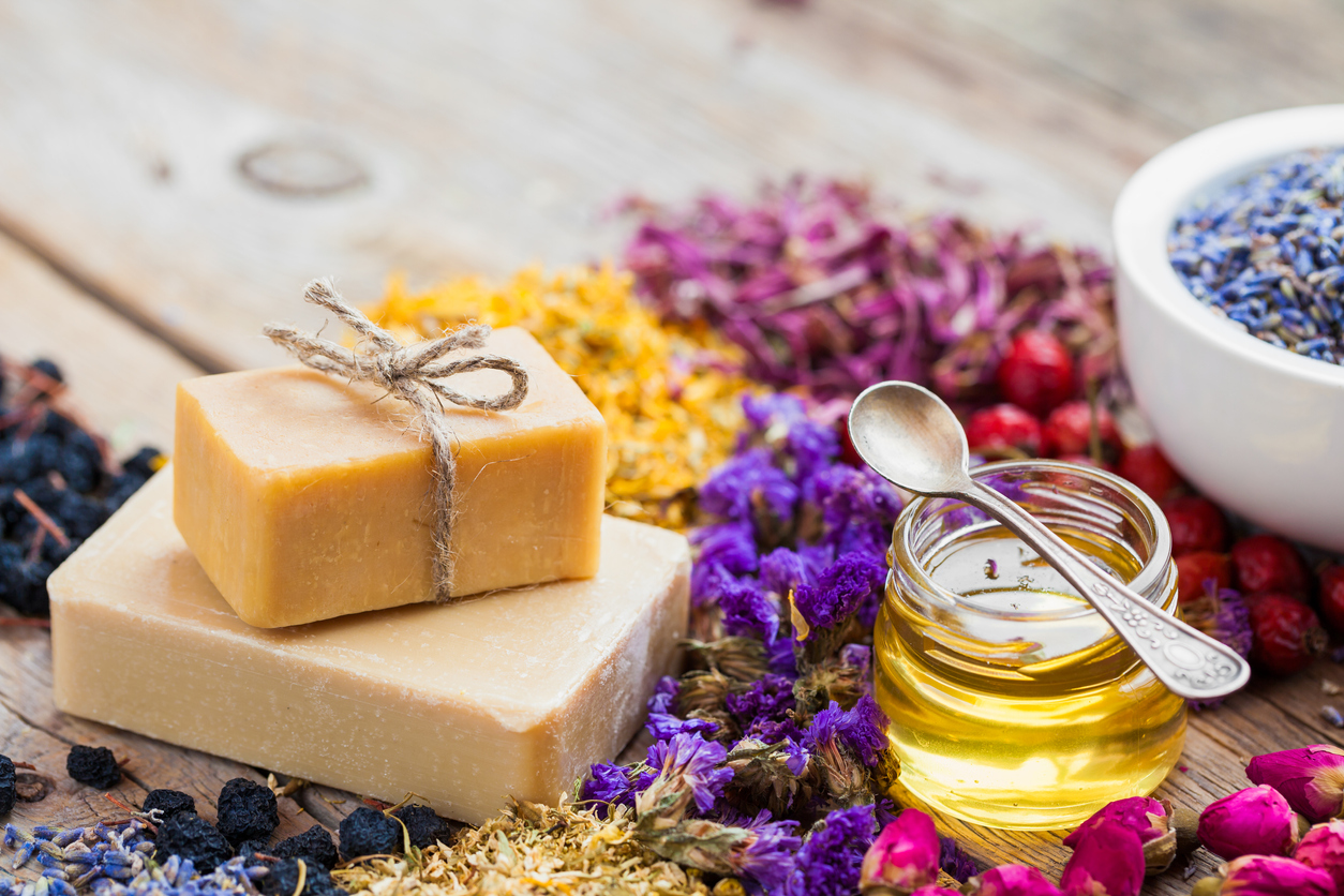 The growth of soap making