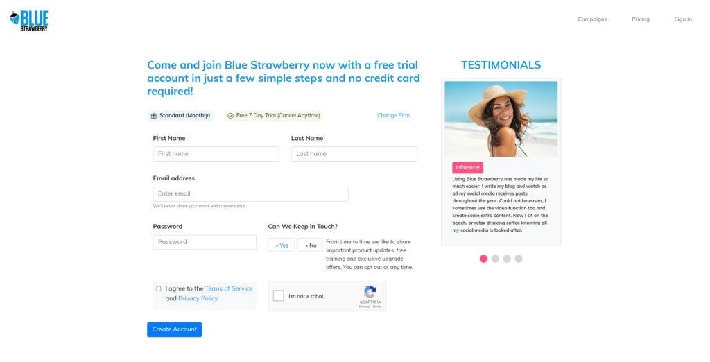 Blue Strawberry Software